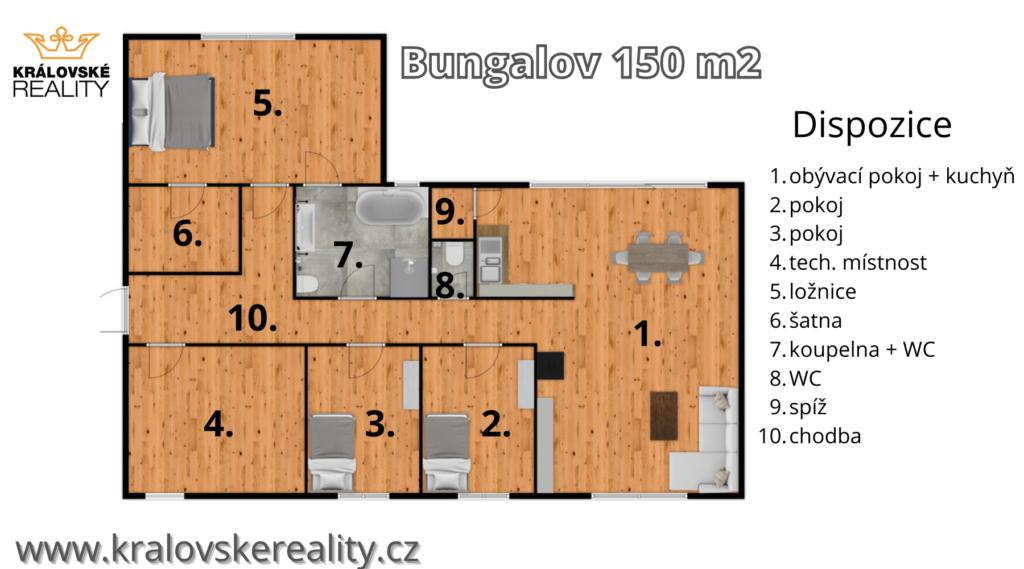 půdorys dům Strážkovice